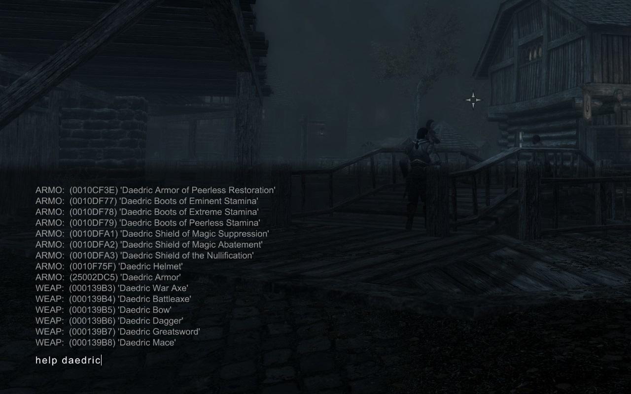 Steam Community :: Guide :: All Console Commands (Skyrim)