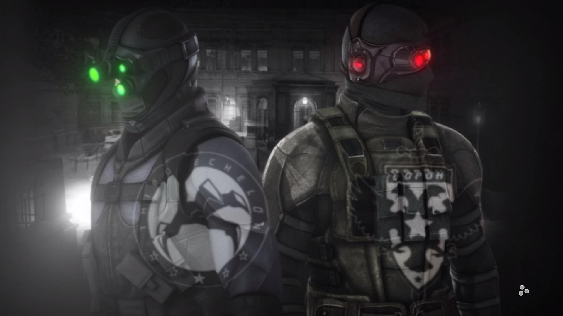 splinter cell conviction matchmaking Chris and seth take a trip down memory lane and replay one of their favorite co- op games, splinter cell: conviction now available on the xbox.