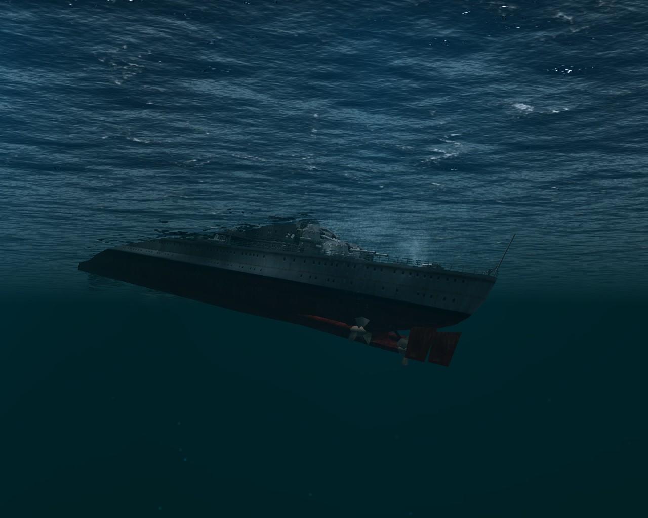 atlantic fleet deutsch