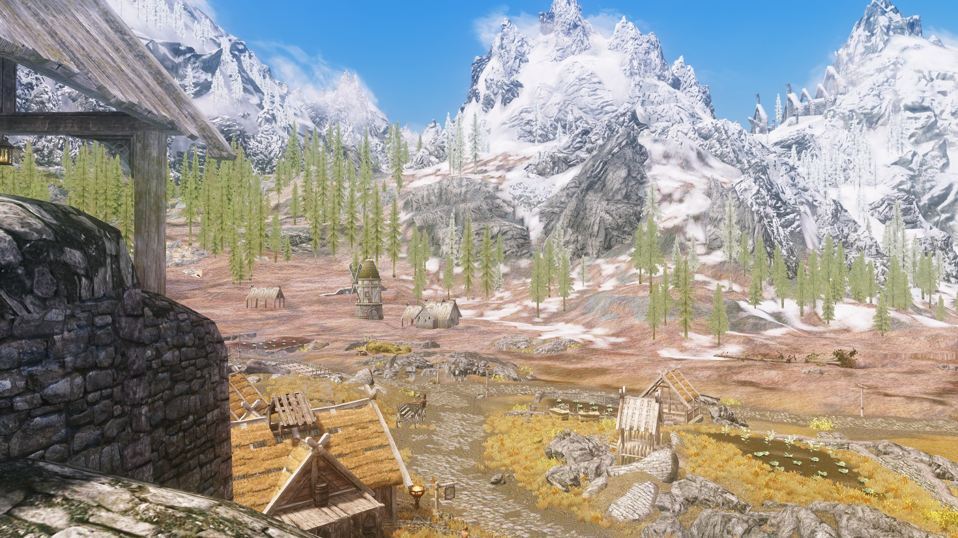 Help] How to extend textures and render distances : skyrimmods