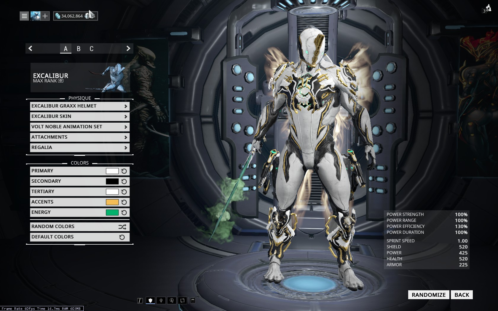 How To Look Like Excalibur Prime