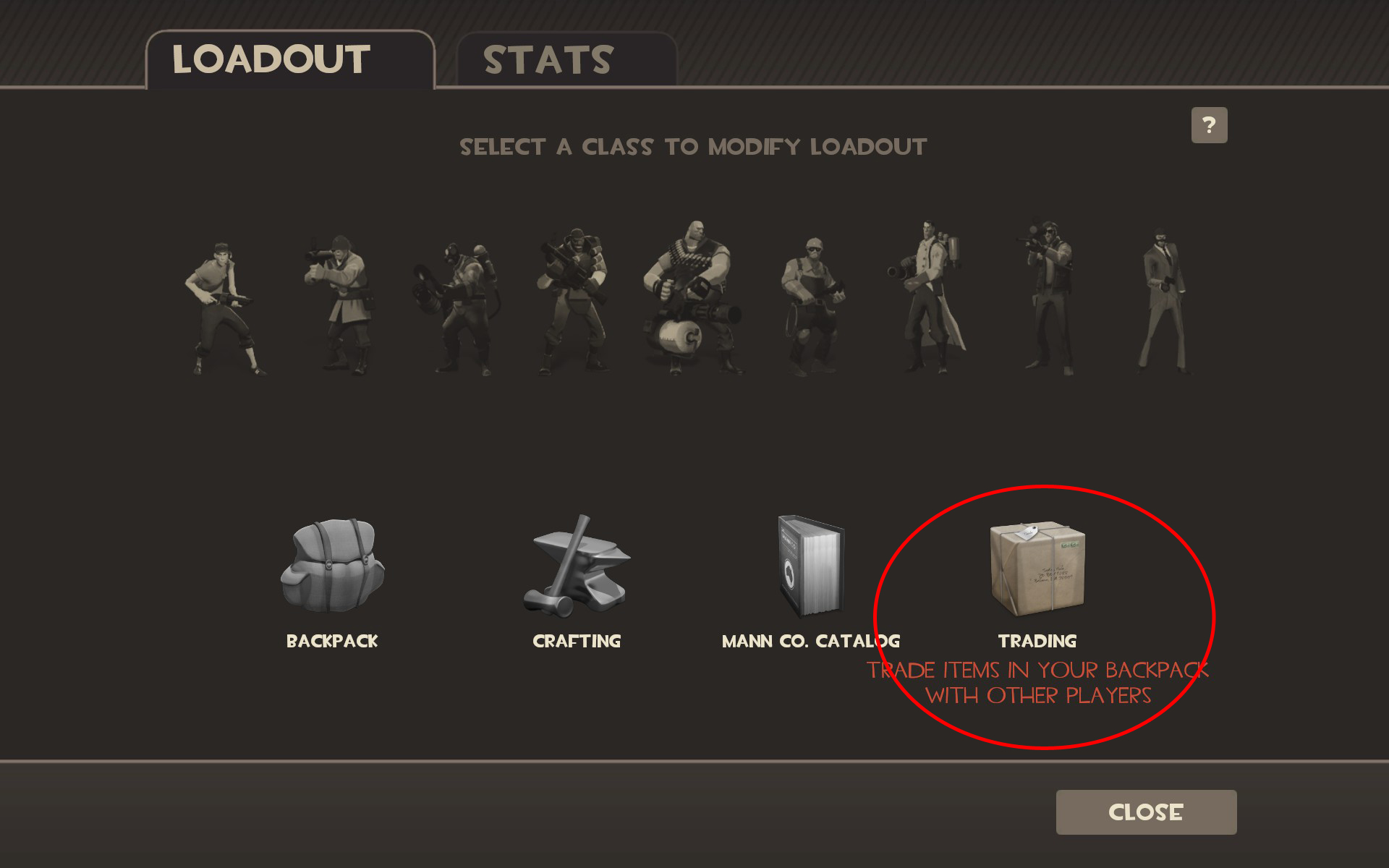 How to start tf2 trading