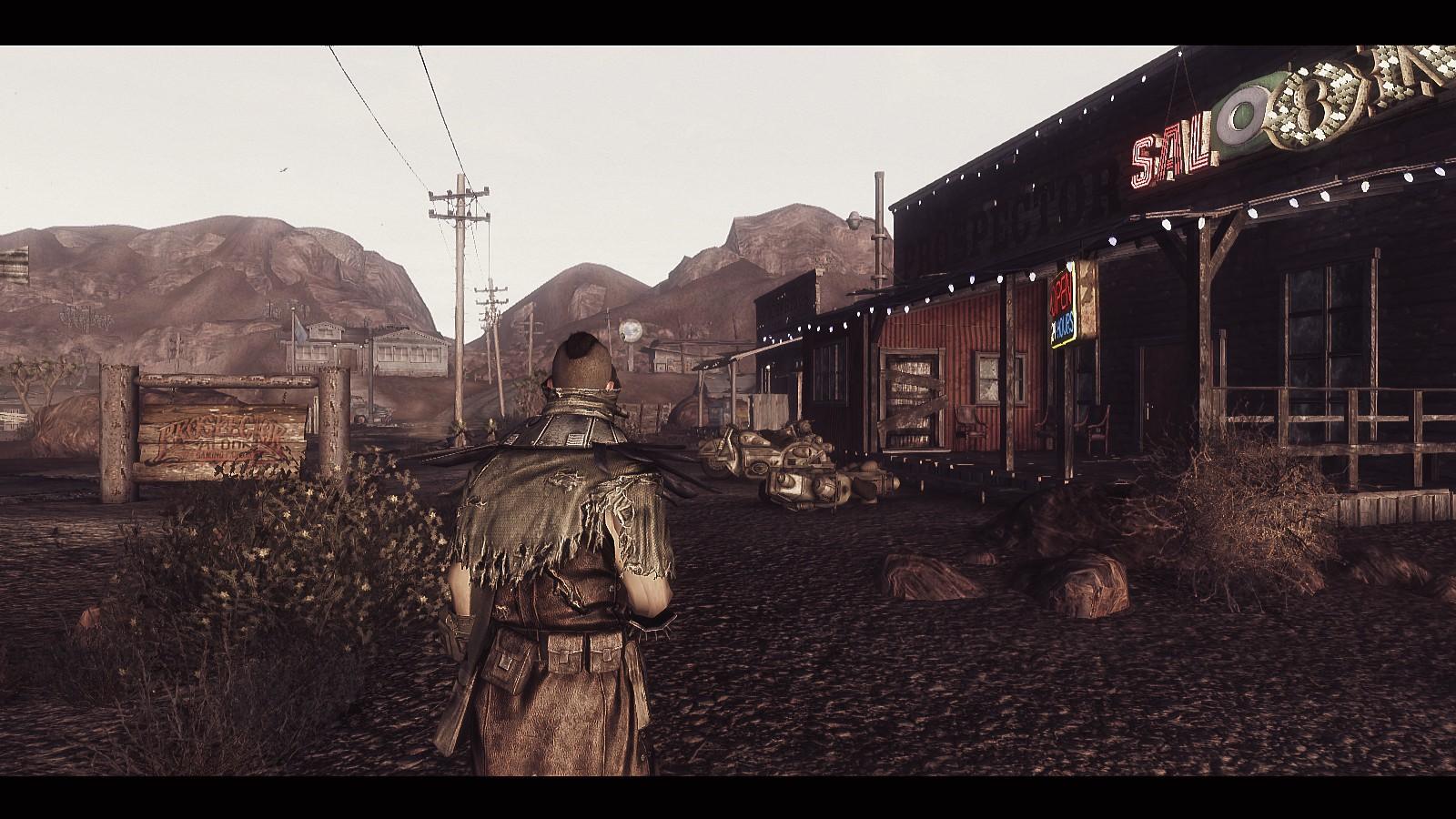 Fallout New Vegas Armored Vault 13 Jumpsuit Mod – DACC