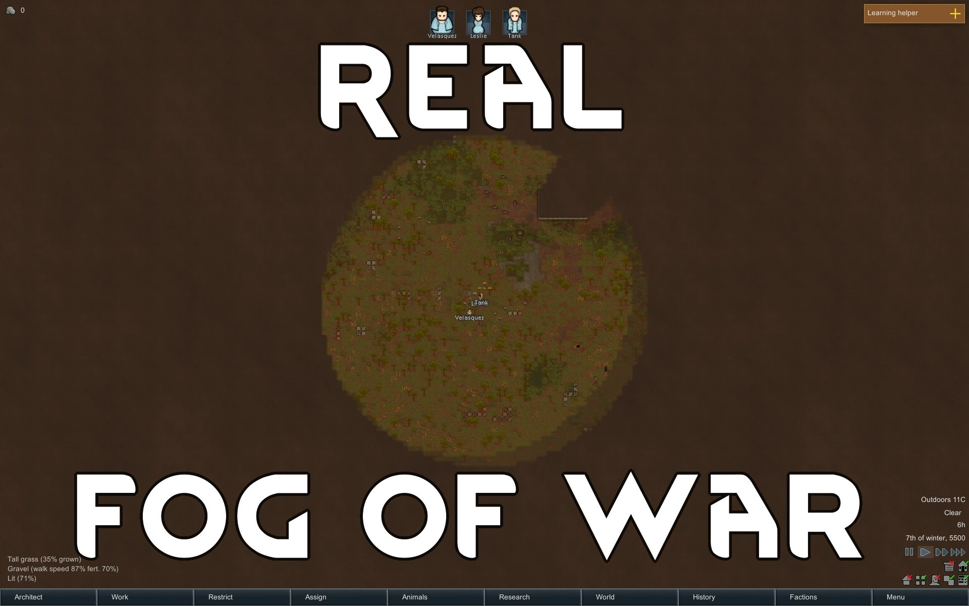 1 0] Real Fog of War (v1 7 0) - The Unknown