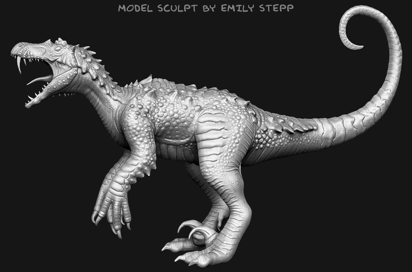 quetzalcoatlus-scale