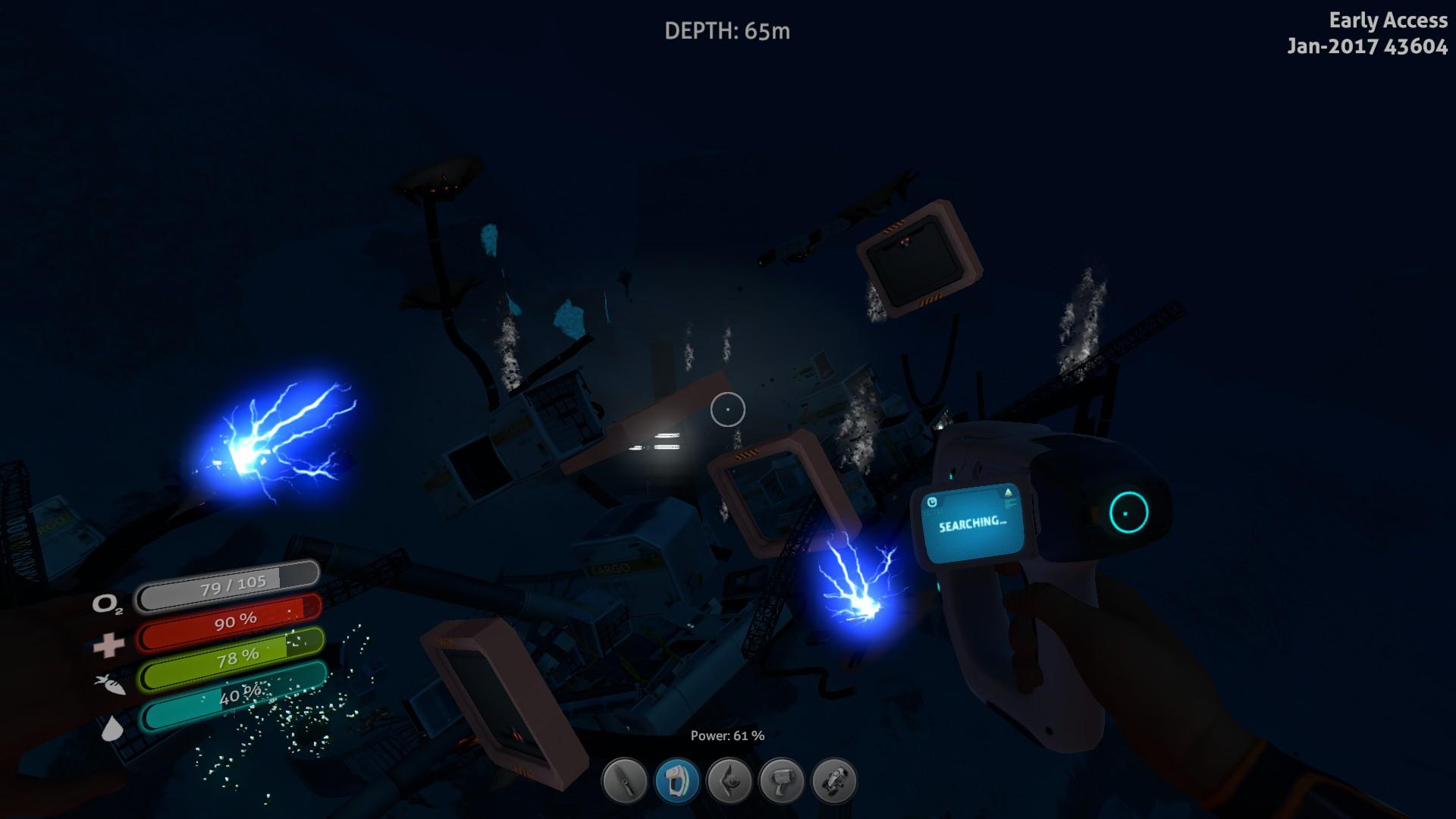 Empty Wrecks? :: Subnautica General Gameplay Discussion