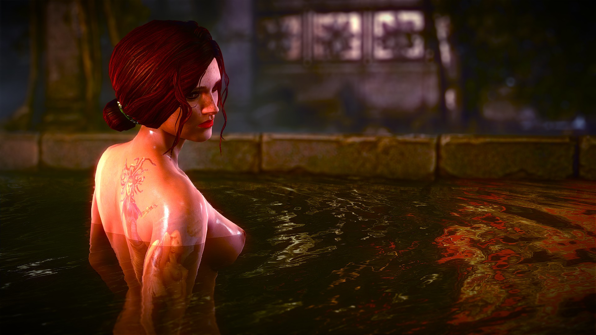 The Witcher Enhanced Edition Nude