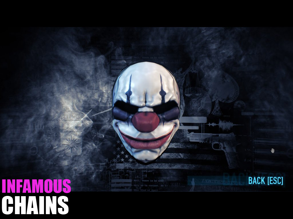 how to make a custom mask in payday 2
