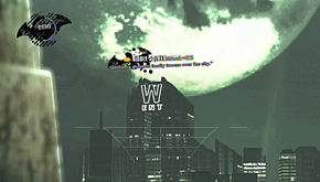 Tallest Building In Arkham City Riddle