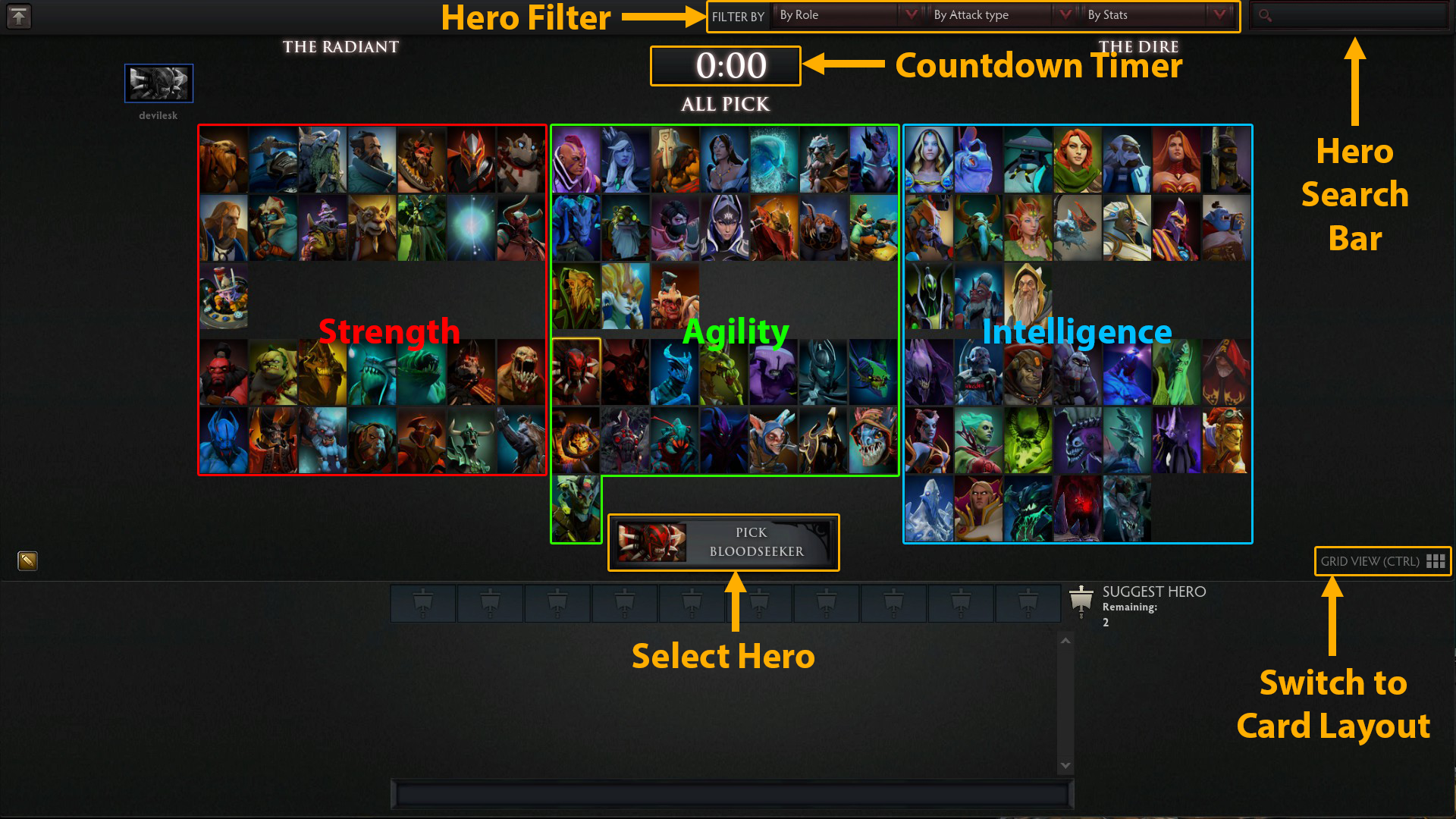 dota 2 matchmaking all random Game modes - dota 2: there are various matchmaking modes currently all random - players are automatically assigned a random hero.