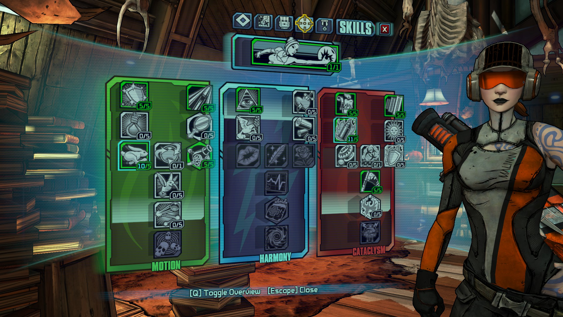 how to build siren borderlands 2