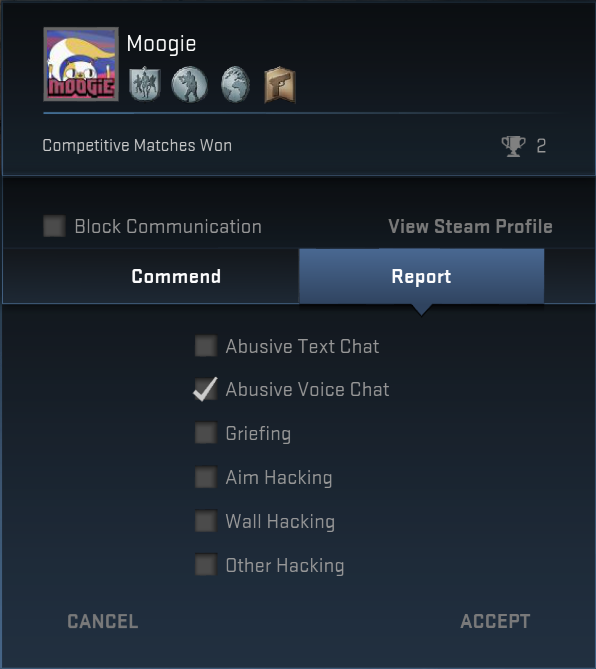 how to play music in steam voice chat