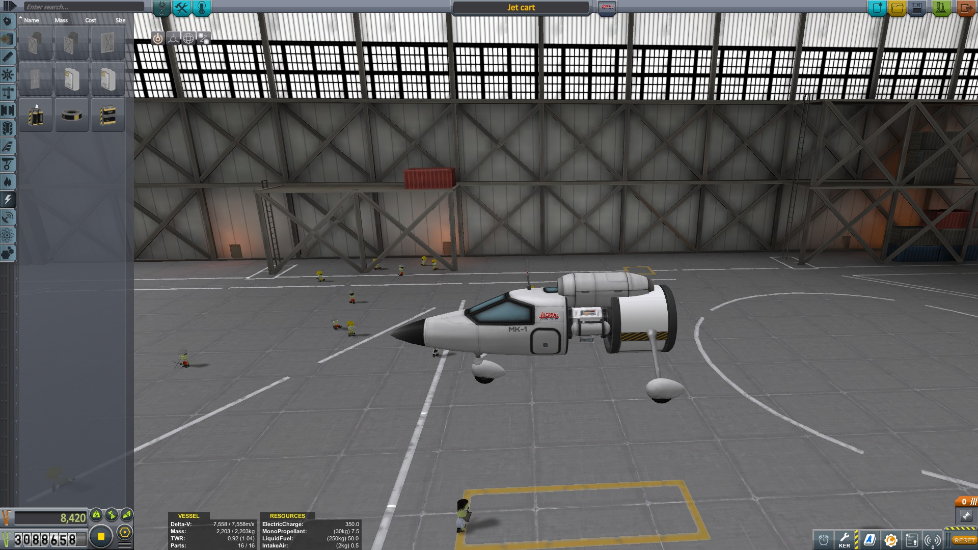 Any fast way to progress in career mode? :: Kerbal Space