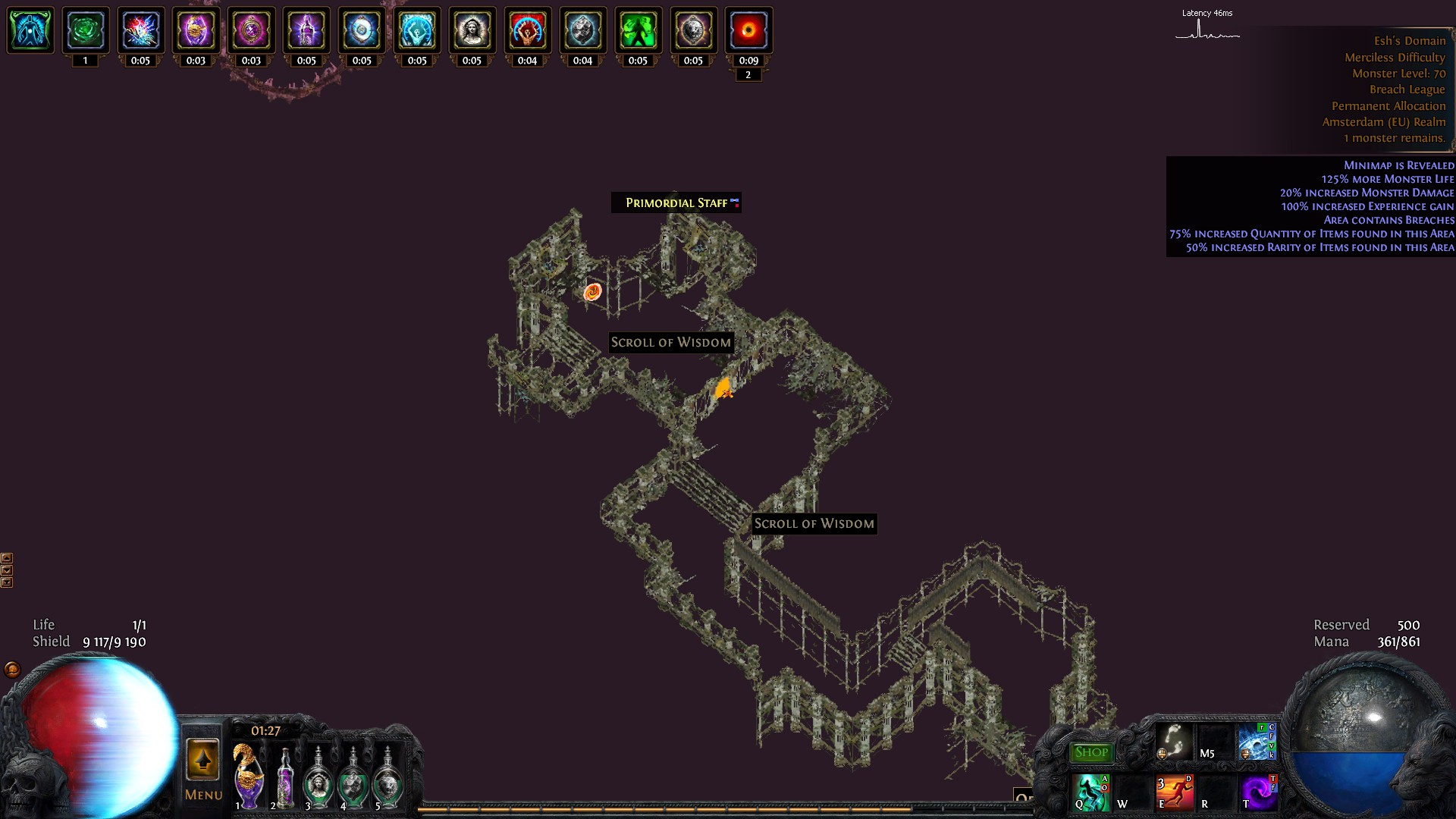 Forum - Bug Reports - Graphical Issue - Path of Exile