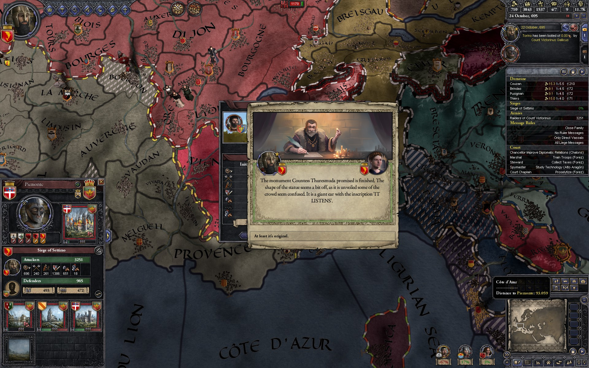 Crusader Kings Ii Conclave Can I Appoint Myself Minister Of