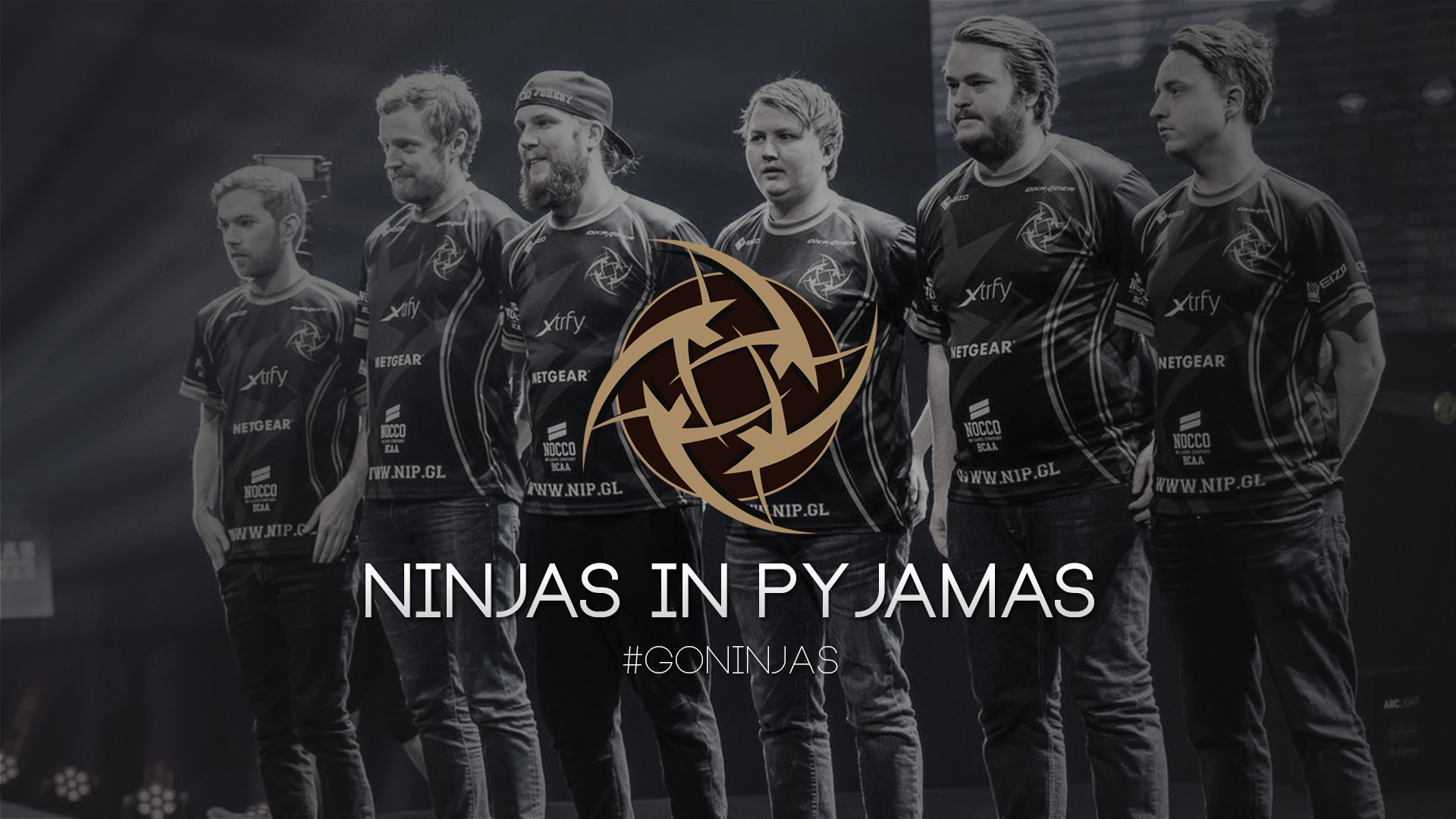 Ninjas In Pyjamas Get Right