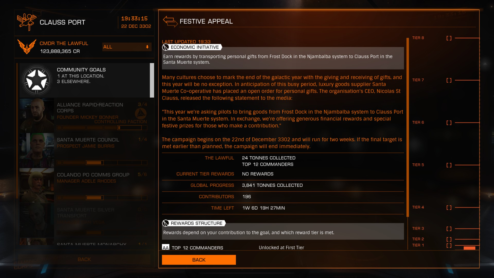 elite dangerous how to make collector limpets last longer