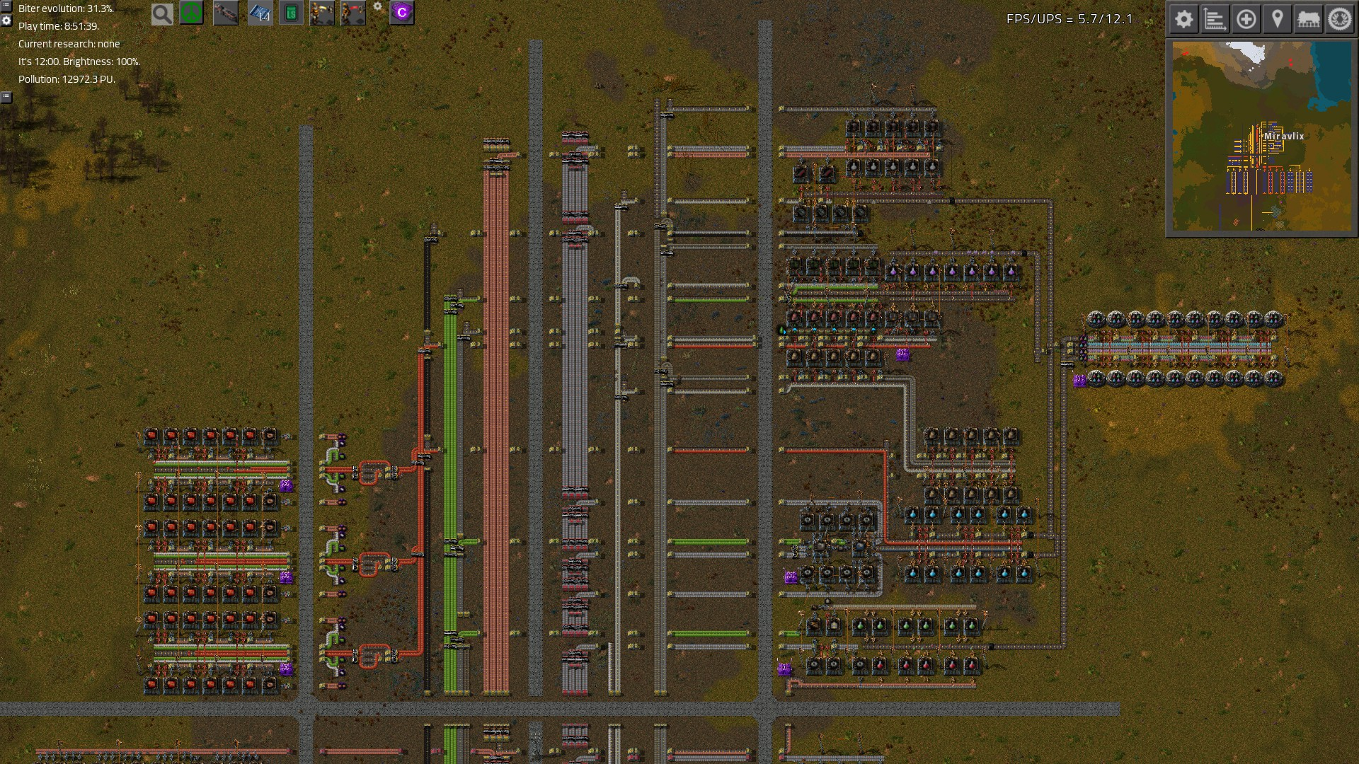Superb Factorio High Tech Science Pack Tech Science Vidoemo Emotional Unity.  Factorio High ...