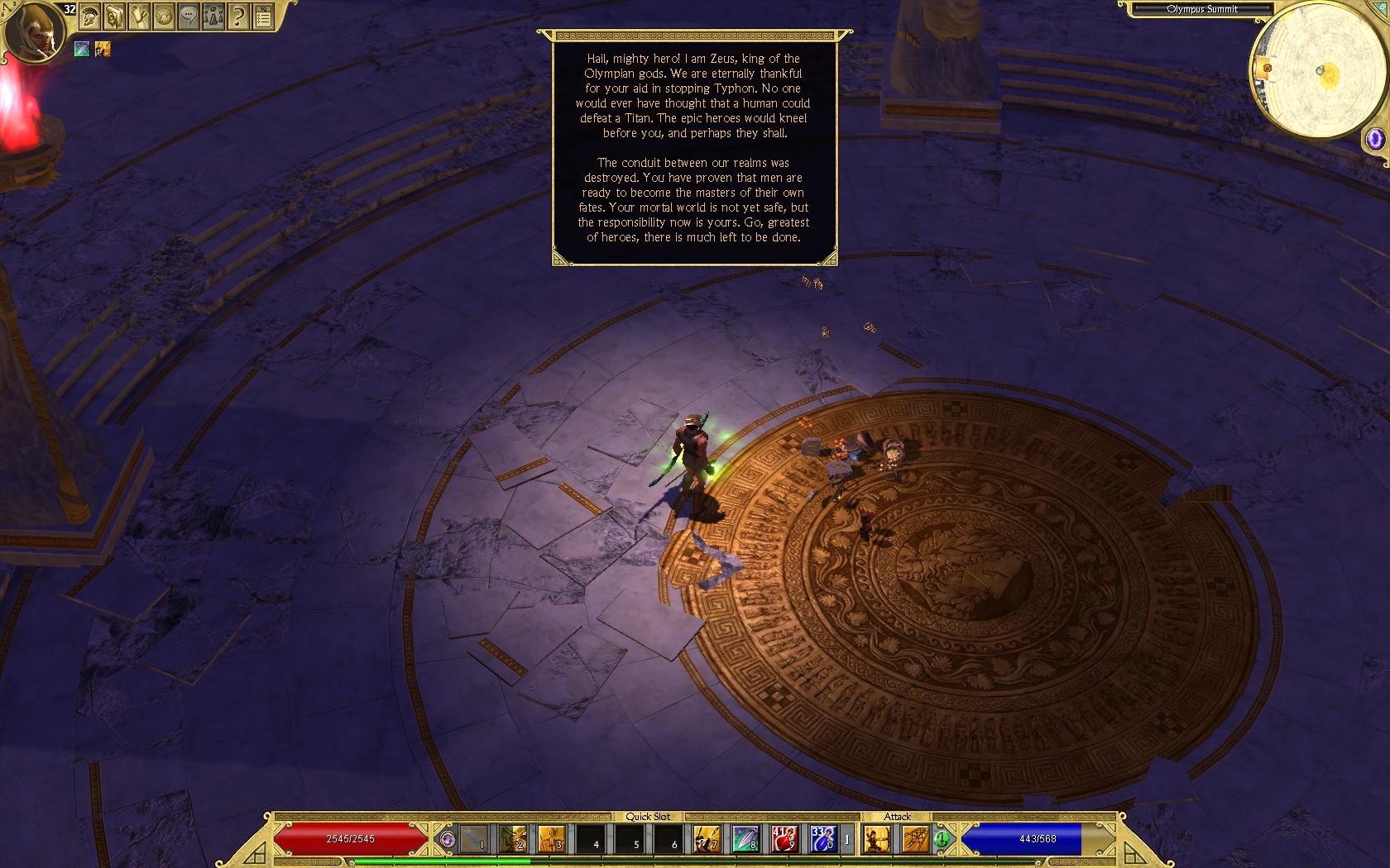 Titan Quest Act III