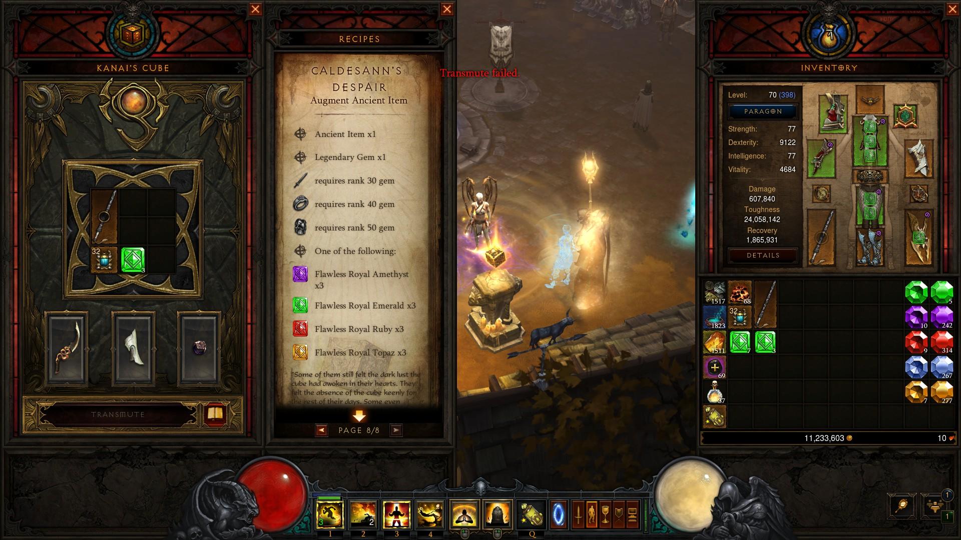 Chasseur De Demon Build Diablo Fans