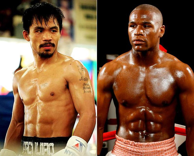 Manny Pacquiao akan berjumpa Floyd Mayweather